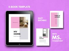 16 Pages Furniture eBook Template, PowerPoint Template, Bullet Journal Template, Graphic Design, Bra Company Presentation, Presentation Templates, Keynote Template, Brochure Template, Microsoft Powerpoint, Powerpoint Free, Journal Template, Cover Template, Icons