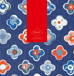 Oilily Home wallpaper collection - in store now Home Wallpaper, Wallpapers, Collections, Shopping, Patterns, Store, News, Restaurants, Yurts