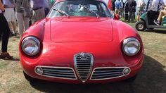 1961 Alfa Romeo Guilienetta coupe