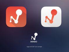 Densio Logo Concept by Mihai Fischer