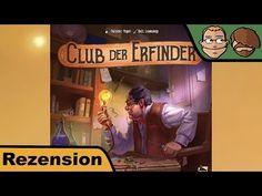 Club der Erfinder – Review #194   Hunter & Cron
