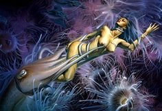 Off Remote Viewing Basics- Turn Intuition Into Super Psychic at Oranum special bonus: Enjoy Free 29 Minutes On Your Order from KaitlynClare and Off Your Order Re Animator, Remote Viewing, Comic, Thing 1, Pin Up Art, Fantasy Girl, Embedded Image Permalink, Erotic Art, Art Day
