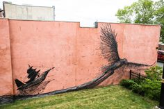 New Murals by DALeast... S.O.M.F   Some Of My Finds