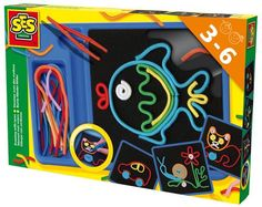 Askartelu & puuhailu - DRAWING WITH LACES SES - Keravan Muovi ja Lelu Oy Toys, Drawings, Lace, Drawing Drawing, Colorful Pictures, Activity Toys, Clearance Toys, Sketches, Racing