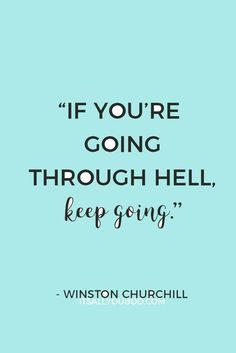 I know things are hard for you right now, but don't give up. Keep going, keep pushing, keep believing in yourself. Here are 45 uplifting never give up quotes just like this one. Plus, download 10 FREE shareable motivational quotes for your social media.