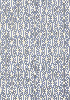 Thibaut Rinca. I'm using this fabric for bedroom drapes and accent pillows on my bamboo chairs. Love!