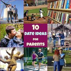 10 Inexpensive and Fun Date Ideas for Parents