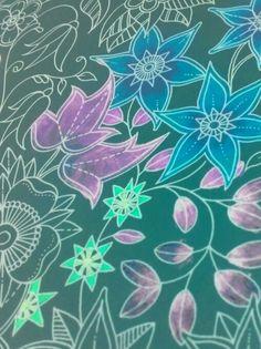 #secret #garden #secretgarden #boyama #color #esrarengiz #bahce