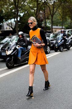 Street Style Paris Fashion Week Day 4 SS17 - Image 33