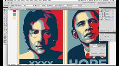 Create An Obama Style Hope Poster In Adobe Illustrator