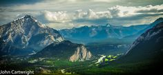 View from Sulphur Mountain by John Cartwright on 500px