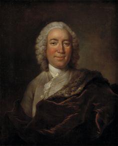 "Johann Salomon Wahl (1689-1765), ""Kunstkammerforvalter Gerhard Morell (1704-65)"".  Statens Museum for Kunst / National Gallery of Denmark. http://www.smk.dk/index.php?id=2614"