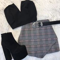 Women S Fashion Boutique Cheap Cute Casual Outfits, Edgy Outfits, Grunge Outfits, Night Outfits, Pretty Outfits, Teenage Girl Outfits, Teen Fashion Outfits, Teenager Outfits, Fiesta Outfit