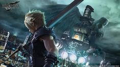 Final Fantasy VII Remake is in third place, with Kingdom Hearts III on fifth position. Fellow Square Enix game Final Fantasy XII: The Zodiac Age is al. Final Fantasy Vii Remake, Fantasy Series, Devil May Cry, Kingdom Hearts 3, Cyberpunk 2077, Cloud Strife, Gears Of War, Clash Of Clans, Crash Bandicoot