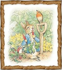 Beatrix Potter was born on 28 of July in 1866 in #London. Beatrix began her career as an #illustrator and #children #books author in 1901 when she turned thirty five. The public instantly fell in #love with her books; #people liked her #art so much that she published two new books a year before the First World War has begun! Beatrix's #fairy tales are still very #popular and have been translated into 35 languages.