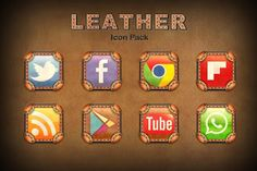 Leather Executive Icon Pack v1.1.0  Jueves 8 de Octubre 2015.By : Yomar Gonzalez ( Androidfast )   Leather Executive Icon Pack v1.1.0 Requisitos: 3.1  Descripción: Decora tu pantalla de inicio con este tema de cuero ejecutivo. Cada icono tiene fondo de cuero marrón con iconos originales impulsadas. CARACTERÍSTICAS:  Más de 1515 iconos  8 fondos de pantalla  13 iconos dock para lanzadores soportados  apoyo calendario dinámico  TSF Shell Soporte completo 3.0 tema  Dashboard para aplicar temas…