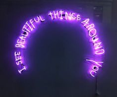 A collection of my favorite neon signs from around the Internet. If you own any of these pictures or know where the signs are located, please send me a message. Purple Love, All Things Purple, Purple Rain, Shades Of Purple, Neon Purple, Light Purple, 50 Shades, Dark Purple, Blue