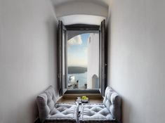 Where to stay in Santorini? 10 most amazing hotels for your next holiday! Hotels In Santorini Greece, Fira Greece, Best Hotels, Amazing Hotels, Dana Villas, Best Greek Islands, Next Holiday, Amazing Spaces, Romantic Getaway