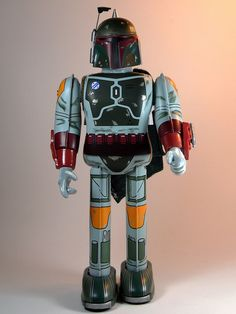 Osaka Tin Toy Institute – The Tin Age Collection – Star Wars – Boba Fett
