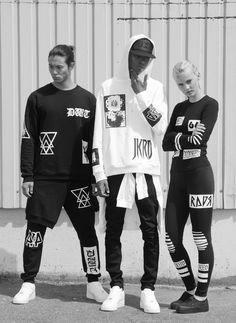 JUNKYARD XX-XY / PRE-FALL 2K14 #junkyardxxxy