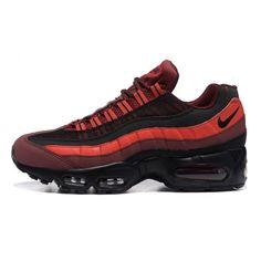 749771 007 Shoes Nike Air Max 95 Ultra Jcrd 20 Air Max 95 20Th Anniversary Black & Volt Unisex Free Shipping