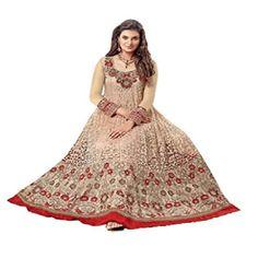 Pakistani Salwar Kameez Anarkali Suit Designer Party Wear Shalwar Dress