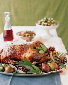 Roast Goose Recipe