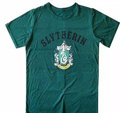 Harry Potter Hogwarts Slytherin Wappen T-Shirt, grün, Män... https://www.amazon.de/dp/B072F755TM/ref=cm_sw_r_pi_dp_x_hBiezb8AJ1SPZ