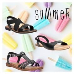 """Summer sandals 2017"" by wdori on Polyvore"