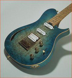 Bruno Traverso Guitars FP