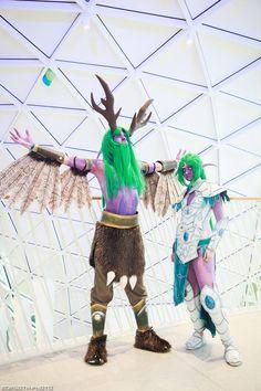 Auri Daer: Long time no see, cosplay stuff, Warcraft movie