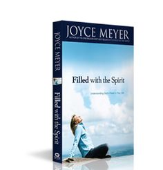 Book Review: Filled with the Spirit by Joyce Meyer