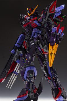 Gundam Seed, Super Robot, Custom Action Figures, Gundam Model, Mobile Suit, Plastic Models, Art Reference, Science Fiction, Anime