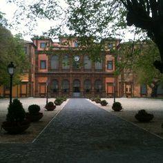 Villa Mondragone, Frascati/ Monte Porzio