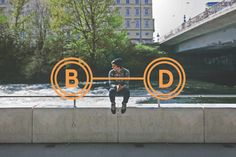 Identity and print design for B|D Landscape Architects.