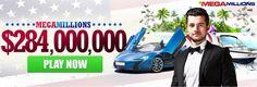 Lottery jackpots to make your dreams come true: € 2,224,000,000 El Gordo Navidad $ 284,000,000 MegaMillions € 152,000,000 SuperEnaMax $ 159,000,000 Powerball € 84,000,000 Loteria Nacional Extra Play it online here: http://ads.playukinternet.com/tracking.php/text/3113/12626/3368003/1