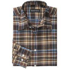 Bullock & Jones Joshua Plaid Shirt - Long Sleeve (For Men)