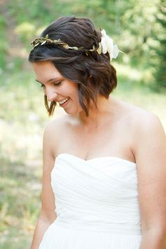Pretty and Natural Bride | photography by http://kateosbornephotography.blogspot.com/