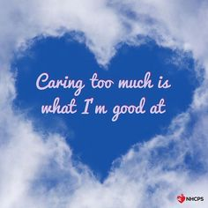 """I care too much? Caring too much is what I good at and that's ok with me. I'm a NURSE!  who else loves caring """"too much""""? Passion for your career is nothing to be ashamed of!  #nurse #nurses #nursing #nursingschool #medicalschool #medschool #studentnurse #nursingstudent #nurselife #nurseslife #rn #ems #cna #medicalassistant #pa #school #inspo #inspiring #quote #motivation #dontgiveup"""