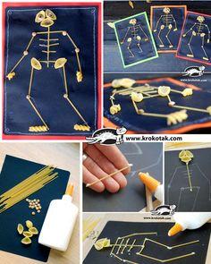 SPAGHETTI – skelet