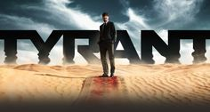 Tyrant. Our new favorite show, every Tuesday night at 9 central!