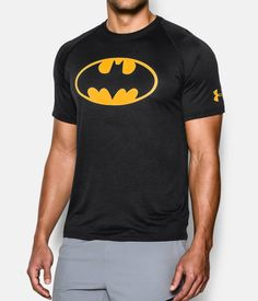 Men's Under Armour® Alter Ego Batman Core T-Shirt, Black , zoomed image
