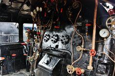 Foto: Museo del Ferrocarril, tomada en Vilanova i la Geltrú