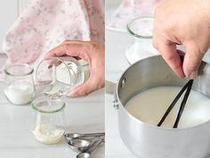 Cómo hacer crema diplomática How To Make, Food Processor