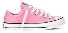 Converse Chuck Taylor All Star Ox, Unisex-Erwachsene Sneaker  Rosa rosa 41 - http://on-line-kaufen.de/converse/41-eu-converse-chucks-ct-lean-ox-142270c-white-43-3