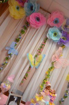 Baby Shower BUTTERFLY/GARDEN Theme by MsJoycemarie