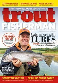 Trout Fisherman Print + Digital Enter the world of fly fishing and develop your skills with a Trout Fisherman print and digital magazine package.
