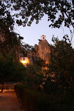 El Castell de Guadalest Altea, Spain, Museum, Country Cottages, Rustic Cottage, Walks, Vacations, Parks, Museums