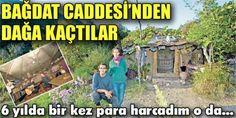 """Tuğba ve Birhan… Biri 75, diğeri 74 İstanbul doğumlu iki genç… Caddebostan'da arkadaşlarına arabalarla """"caka"""" satan bir gençlik içinde büyüdüler. Tüketim toplumunun sıradan bireyleriyken, 6 yıl önce hayatlarını değiştirmeye karar verip Antalya'da dağbaşına yerleştiler…"""