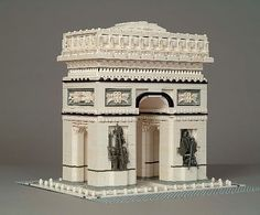 Around the World with 35 Famous Lego Monuments and Buildings - Speckyboy Design Magazine